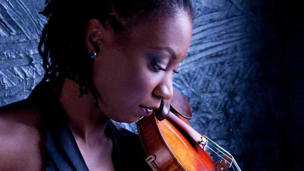 Tai Murray et son violon